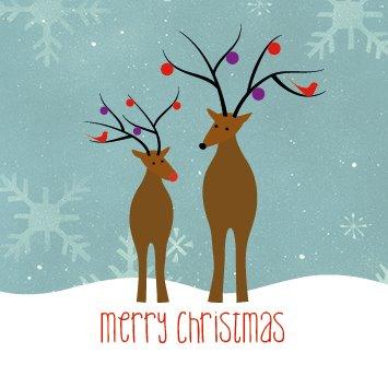 tsa xmascard 3jpg - Non Photo Christmas Cards