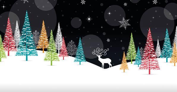 tsa xmascard 6jpg - Non Photo Christmas Cards