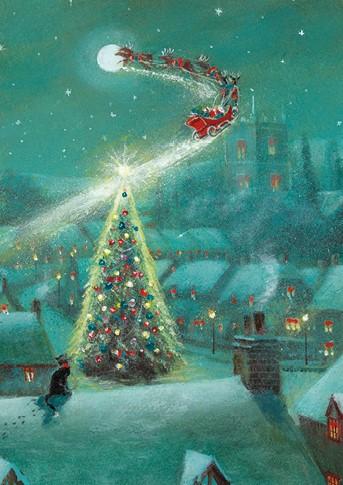 tsa xmascard 9jpg - Christmas Cards For Charity 2017