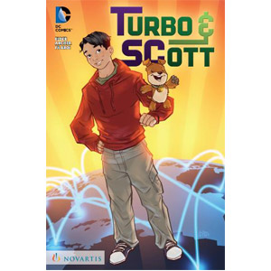 Turbo and Scott Graphic Novel - Download